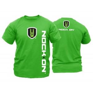 Tshirt Vert Nock On