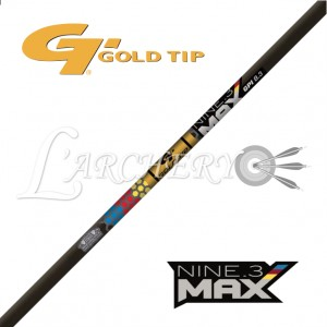 Tubes Gold Tip Nine.3 Max