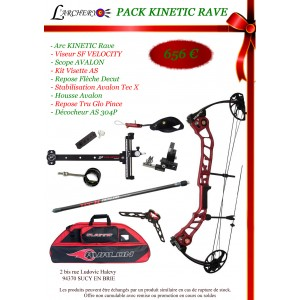 Kit Kinetic Rave