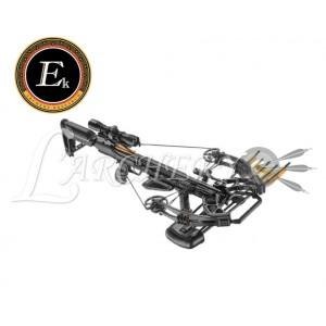 Arbalète EK-Poelang Accelerator 410+ 400fps 185lbs Noire