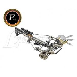 Arbalète EK-Poelang Accelerator 410+ 400fps 185lbs Camo