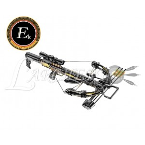 Arbalète EK-Poelang Accelerator 370+ 390fps 185lbs Camo