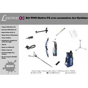 Pack WNS Motive FX avec accessoires Arc Système