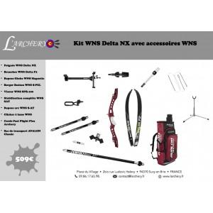 Pack WNS Delta NX avec accessoires WNS