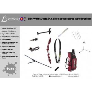 Pack WNS Delta NX avec accessoires Arc Système