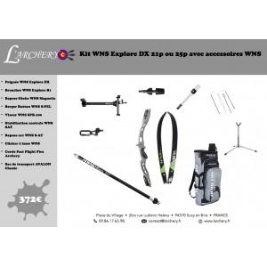 Pack WNS Explore DX avec accessoires WNS