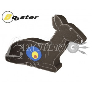Cible 2D Booster Biche Assise