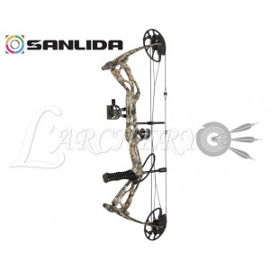 Kit Chasse Sanlida Dragon X8 Camo
