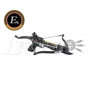 Pistolet Arbalète EK Cobra Aluminium Noir 80lbs 175fps
