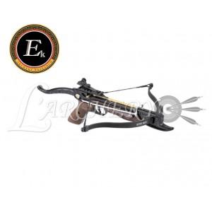 Pistolet Arbalète EK Cobra Aluminium Bois 80lbs 175fps