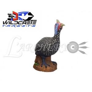 Cible 3D Wildcrete Pintade