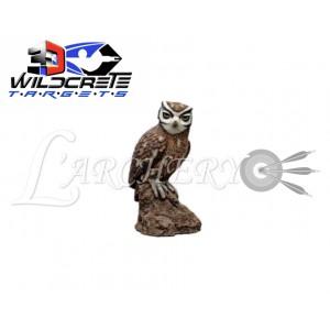 Cible 3D Wildcrete Chouette