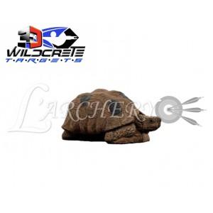 Cible 3D Wildcrete Tortue