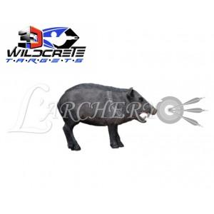Cible 3D Wildcrete Pécari