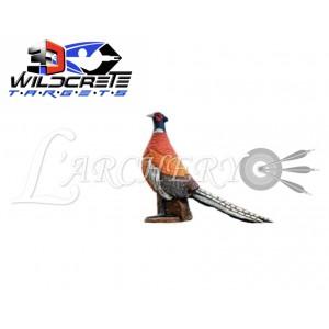 Cible 3D Wildcrete Faisan