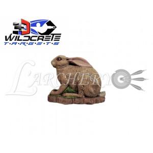 Cible 3D Wildcrete Lièvre