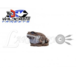 Cible 3D Wildcrete Crapaud