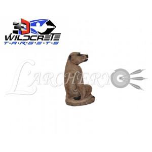 Cible 3D Wildcrete Petit Babouin