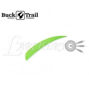 Plume Naturelle Para 4 pouces unicolor (par 12 plumes)
