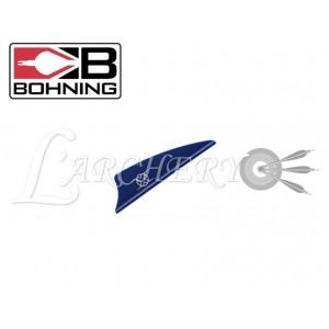 """Bohning x-vanes 1.5"""" (par 12 plumes)"""