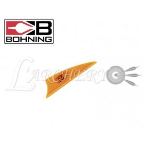 """Bohning x-vanes 1.75"""" (par 12 plumes)"""