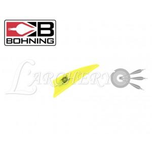 """Bohning x-vanes 1.5"""" (par 100 plumes)"""