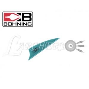 """Bohning x-vanes 1.75"""" (par 100 plumes)"""