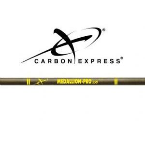Tubes Carbon Express Médaillon Pro (par 12)r