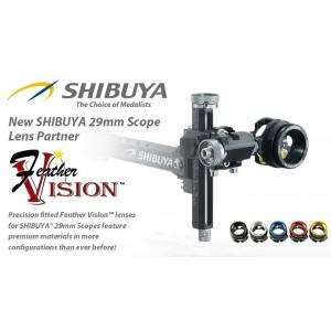 Lentille Shibuya Feather Vision Verde Plus 29mm