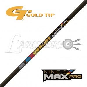 Tubes Gold Tip Nine.3 Max Pro