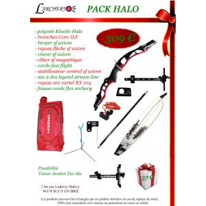 Pack Kinetic Halo