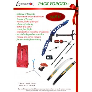 Pack SF Forged +